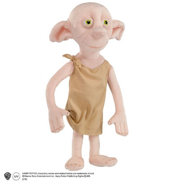 Harry Potter Dobby Collector's Plush | Buy now at The G33Kery - UK Stock - Fast Delivery